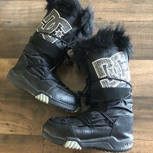DC Shoes Chalet Winter Boot
